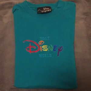 Vintage Walt Disney World T-Shirt L/XL